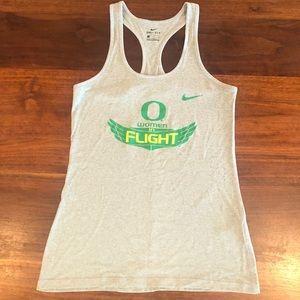 Nike Dri-FIT Oregon Ducks Tank - Size S